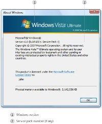 Windows Vista Version